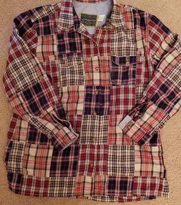 Liz Claiborne Button Down Shirt Size M